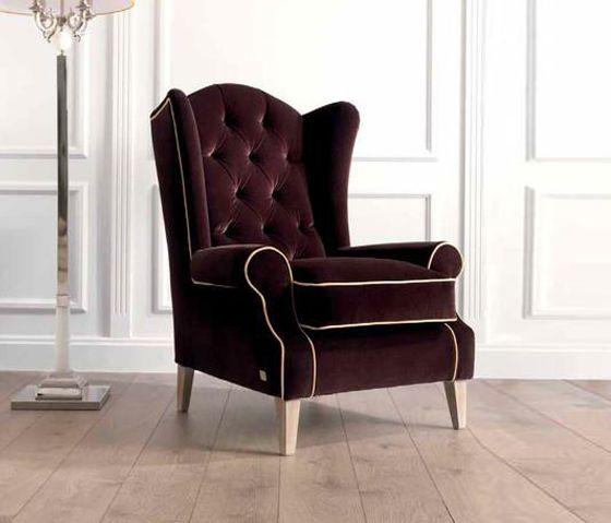 Divani In Pelle Tosconova.Tosconova Vinci Easy Chair