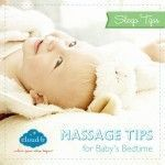 Massage Tips for Baby's Bedtime massagetips #massagetechniques #massagebenefit...