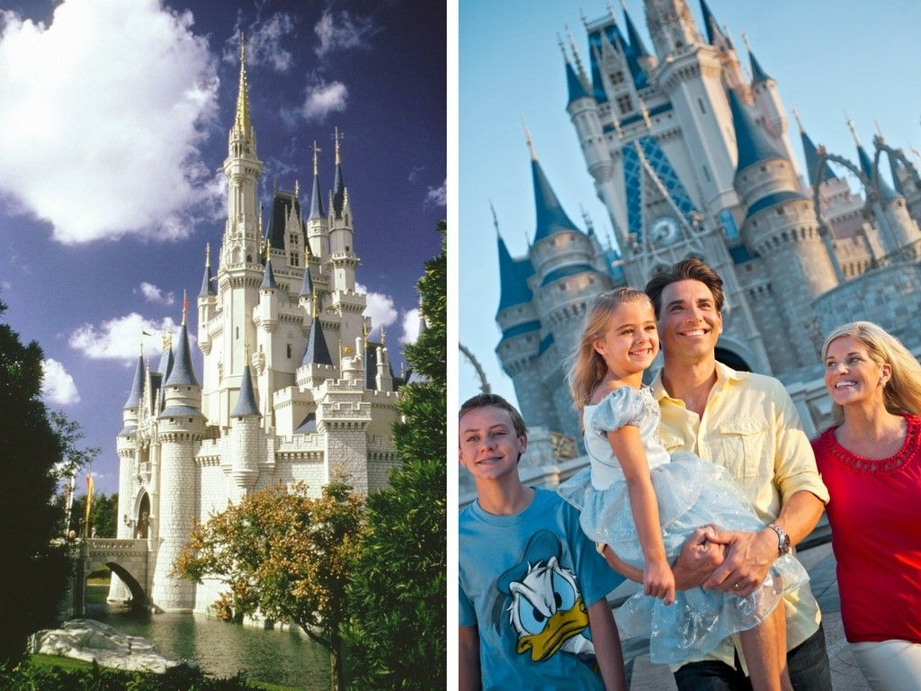 Cinderellas Schloss
