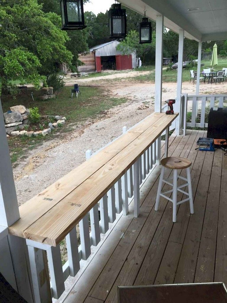 50 Awesome Deck Railing Ideas For Your Home Pergola Et Galerie