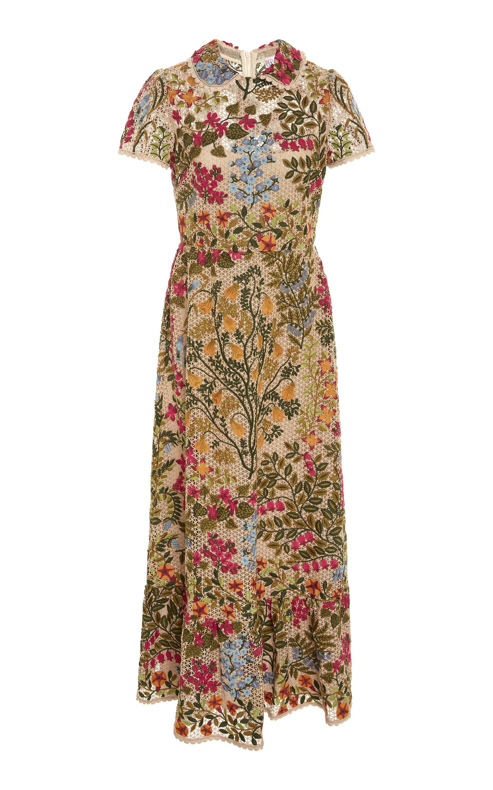 Valentino Woman Printed Cotton Top Marigold Size M Valentino Buy Cheap Amazing Price 2018 Newest Online Outlet Buy 1kqRn