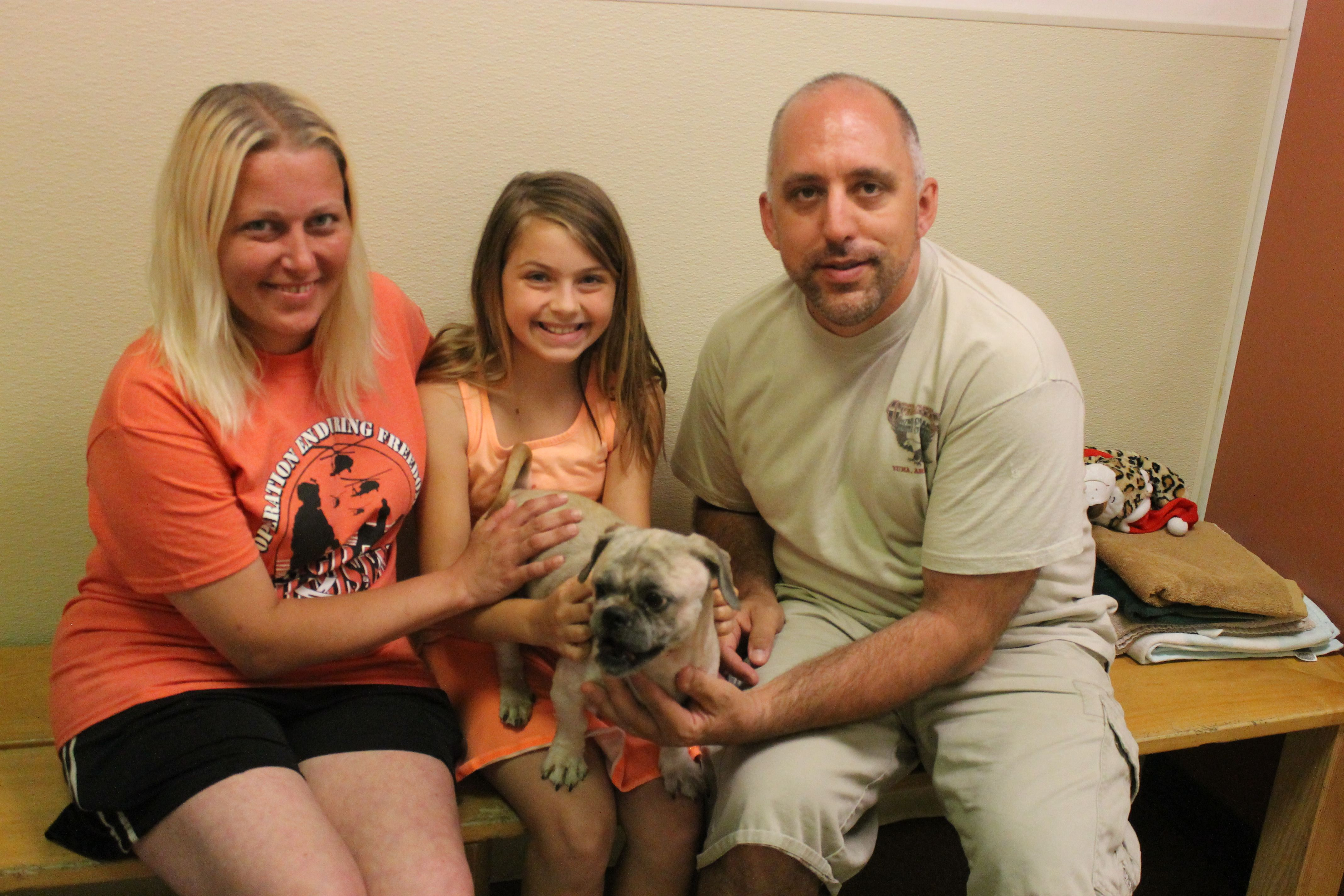 BamBam! This family adored this little guy! Adoption