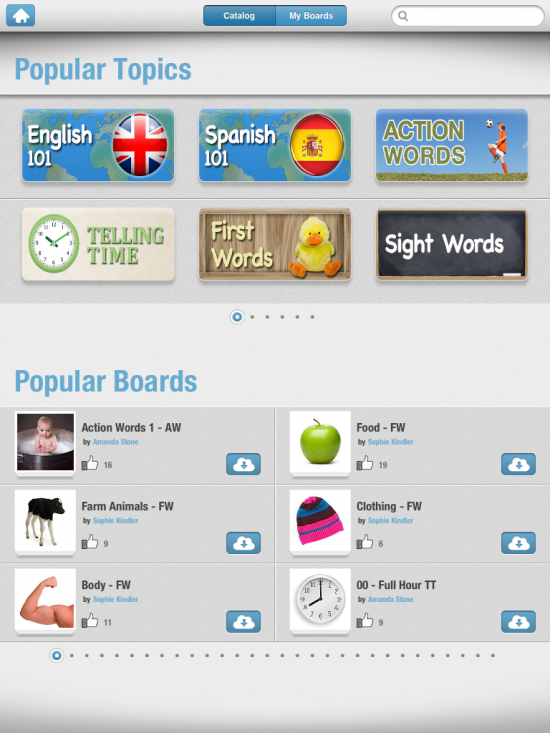 Bitsboard A Super iPad App for Spelling and Reading