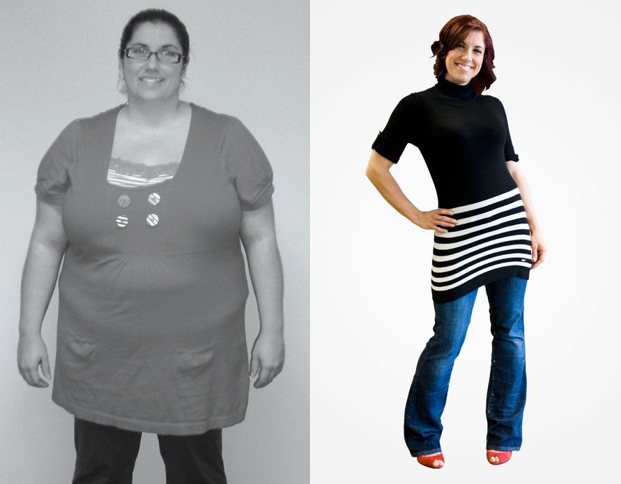 weight loss pictures 100 pounds