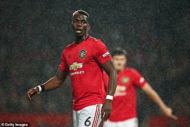 Man United Defend Paul Pogba Amid Wage Damnd Rumours Manchester United Team Manchester United Paul Pogba