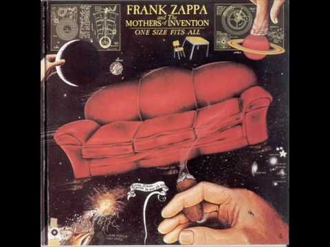 Frank Zappa - Evelyn, A Modified Dog,  Mothers of Invention - one size fits all.