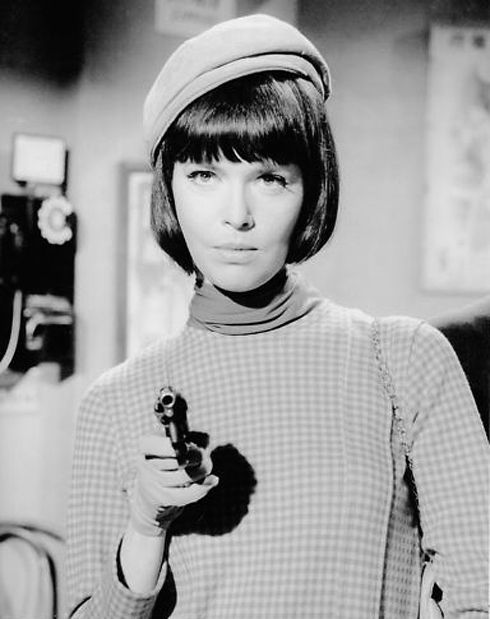agent 99 barbara feldon get smart back in the day