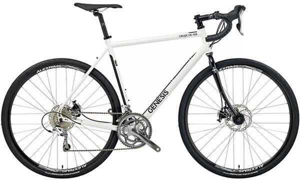 Genesis Croix de Fer 20 2015 Cyclocross Bike