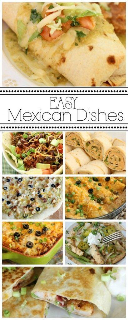 Cinco de mayo ideas easy mexican dishes mexicans and dishes cinco de mayo ideas diary of a recipe collector easy mexican dishesmexican forumfinder Choice Image