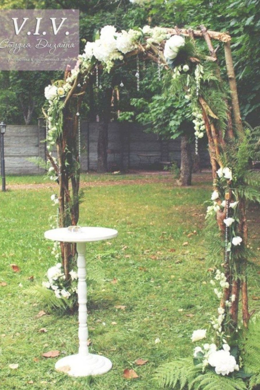 5 Most Amazing Rustic Wedding Arches For Unique Wedding Decor Ideas Oosile Unique Wedding Decor Wedding Arch Rustic Wedding Arch
