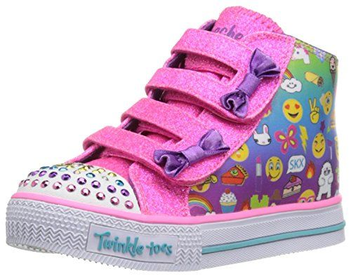 Porcentaje Lo dudo Chaise longue  Amazon.com | Skechers Kids Chit Chat Lil Primpers Light-Up zapatilla de  deporte (del niño / Little Kid) | zap… | Little girl shoes, Light up  sneakers, Skechers kids