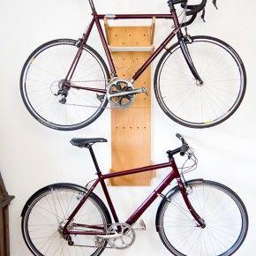 Doppeldecker Fahrrad Wandhalterung Fur Zwei Fahrrader Fahrrad