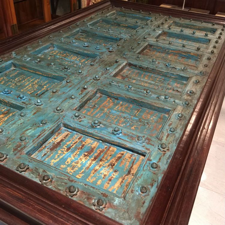 Image Result For Indian Door Dining Table
