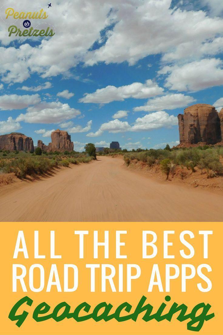 Best Geocaching Road Trip Apps Road trip hacks, Road