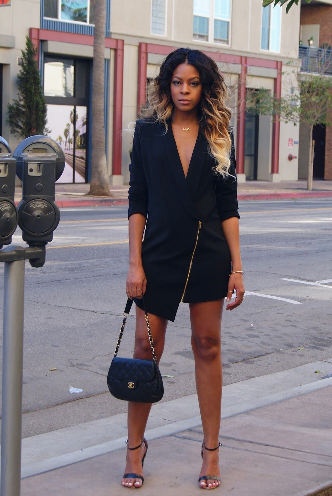 c0aafbfaf0e3 how to wear a blazer dress | That Blogin' Life | Fashion, Blazer ...