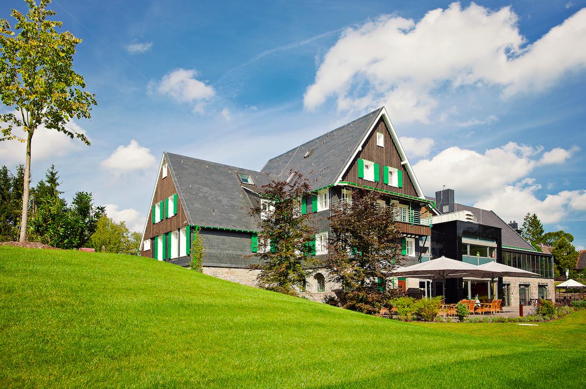 Wermelskirchen - Landhaus Spatzenhof. Landhaus Spatzenhof is ...
