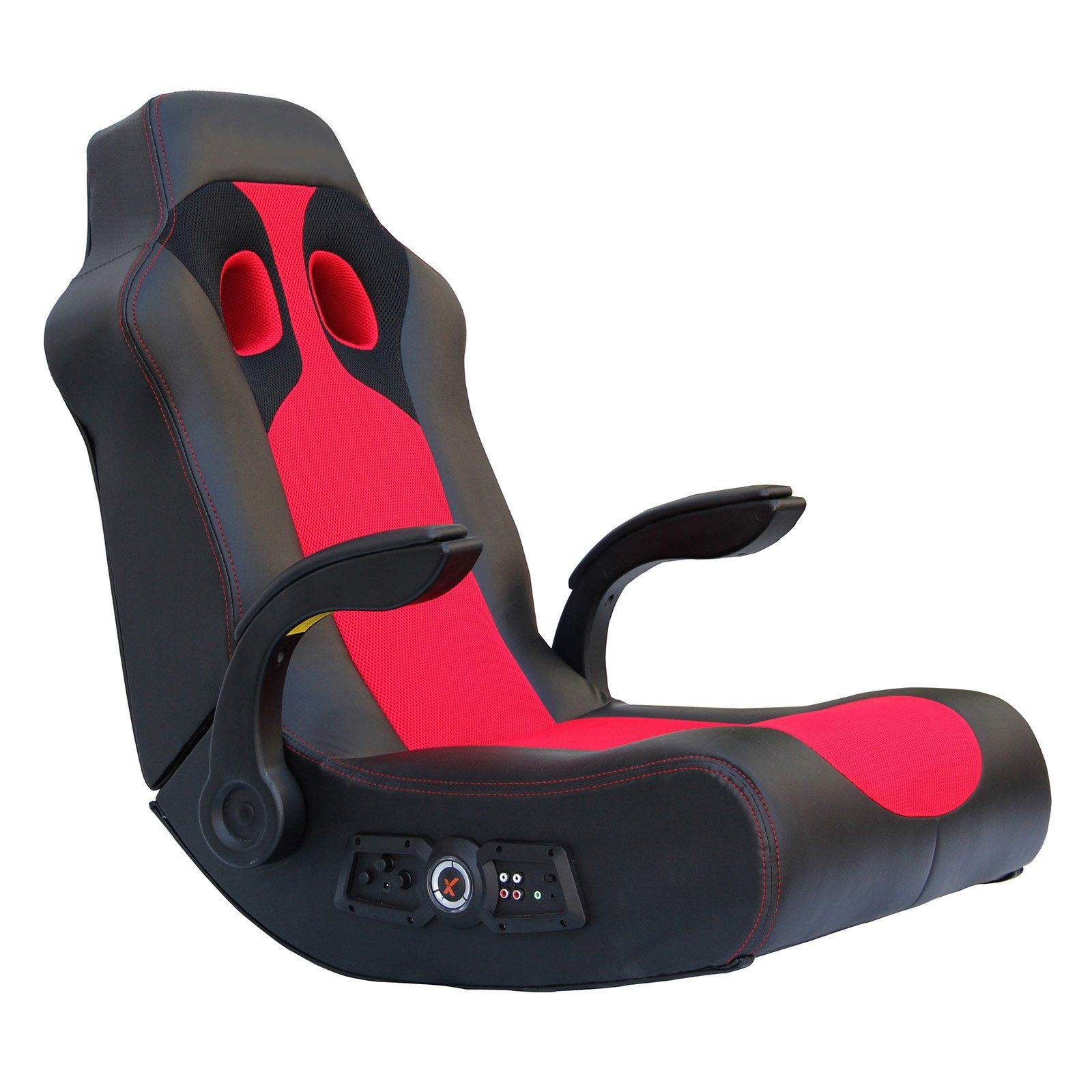 Ace Casual Furniture XRocker Vibe Video Game Chair with 2