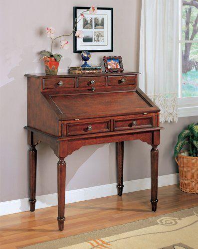Inland Empire Furniture Harrison Cherry Solid Wood Secretary Desk By Inland  Empire Furniture. $783.60.