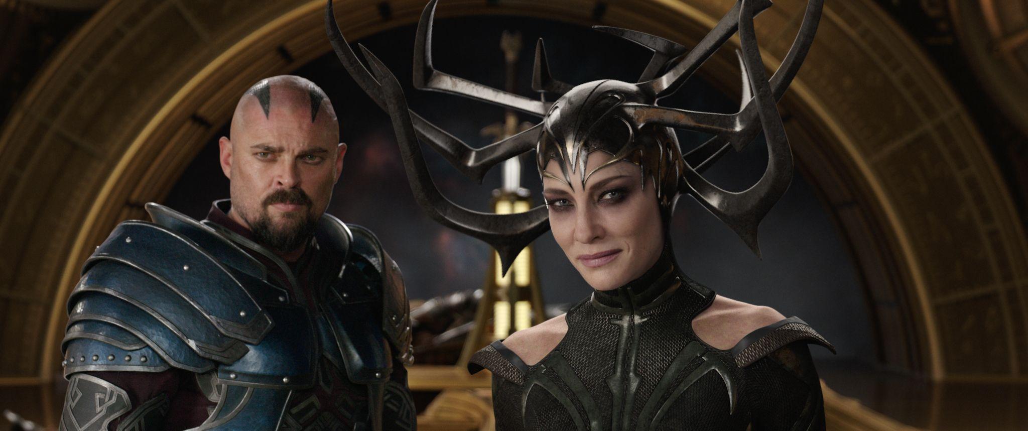 Potential Spoilers Karl Urban Describes Skurge In Thor Ragnarok Karl Urban Ragnarok Movie Thor Film
