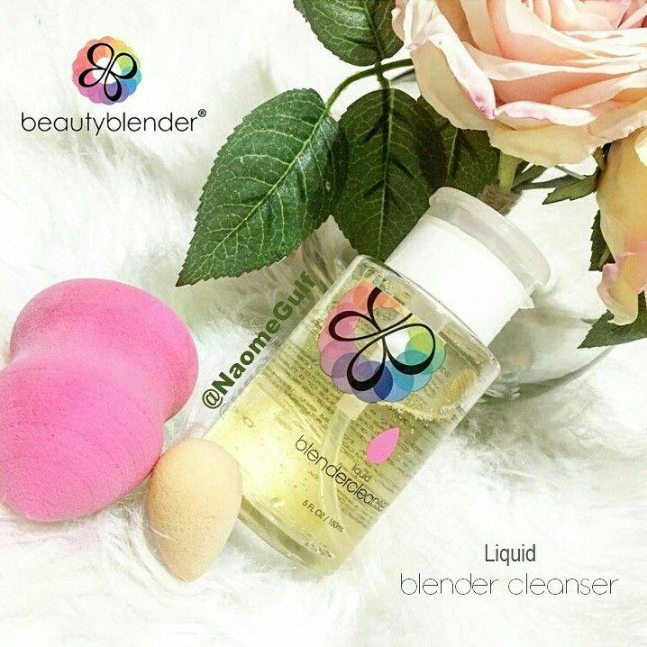 صابون بيوتي بلندر السائل عبارة عن منتج سائل لتنظيف اسفنجة دمج المكياج يزيل بقايا المكياج والأتربه عن اسفنجة الدمج ي Beauty Blender Blender Cleanser
