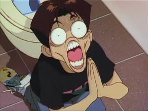 Kintaro Oe Golden Boy Anime Funny Anime Anime Expressions