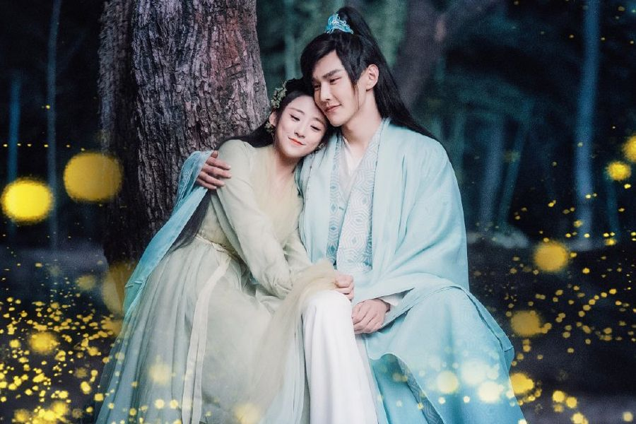 "Ding Yi Yi is sweet  in upcoming drama ""Dear Lord Herbal Medicine"""