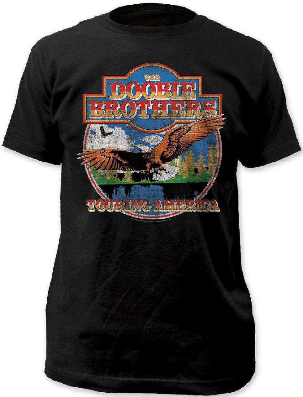 0affec96a52b Our Doobie Brothers vintage concert tshirt is from one of the band s tours  from the late 1970s-early 1980s. The Doobie Brothers are one of the most  famous ...