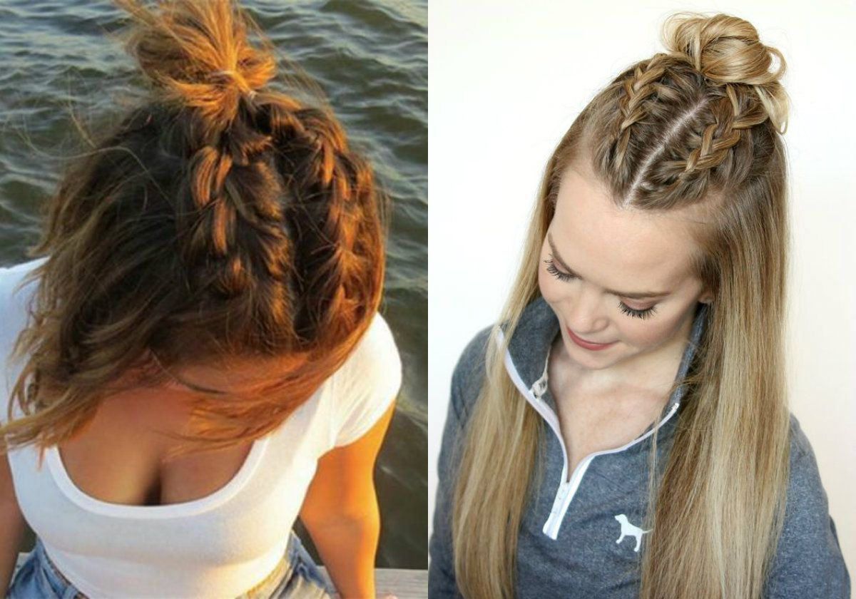 Dutch Braids Hairstyles Ideas To Inject You Some Romance With