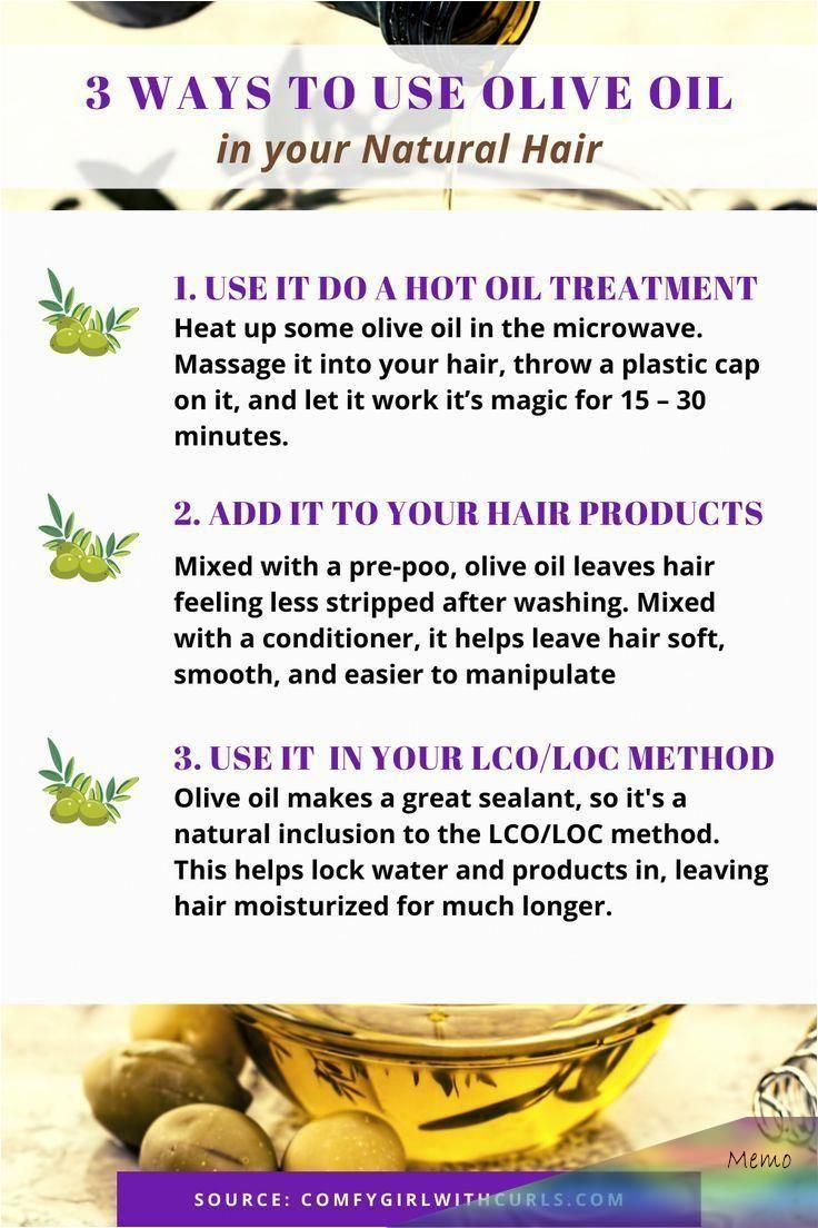 Washday Tip If You Have High Porosity Hair Olive Oil Could Make A Great Inclusion Into Your Natur In 2020 Healthy Natural Hair Natural Hair Styles Hot Oil Treatment