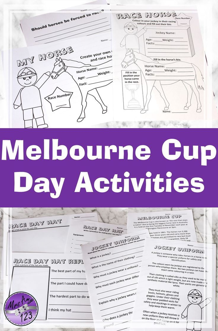 This pack features many different activities to help cover