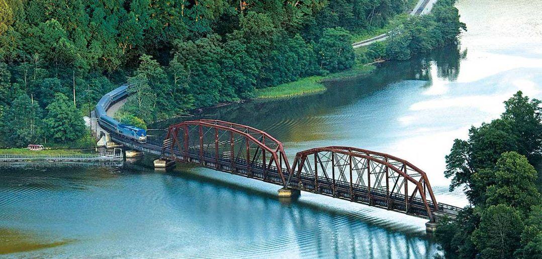 The Best Train Trips In North America