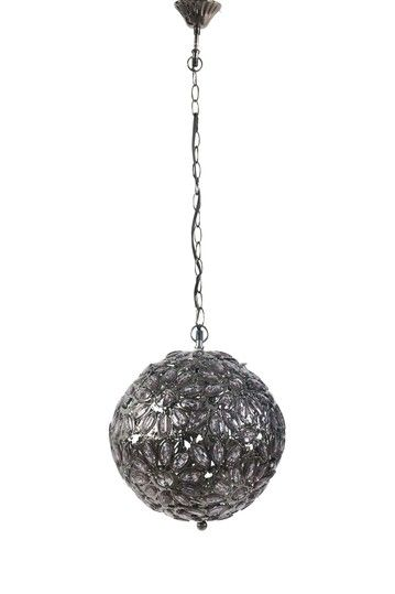 Vintage Round Lamp by A&B Home on @HauteLook