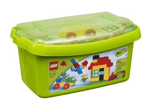 LEGO Duplo Building Set-71 pieces (5506) LEGO,http://www.amazon.com ...