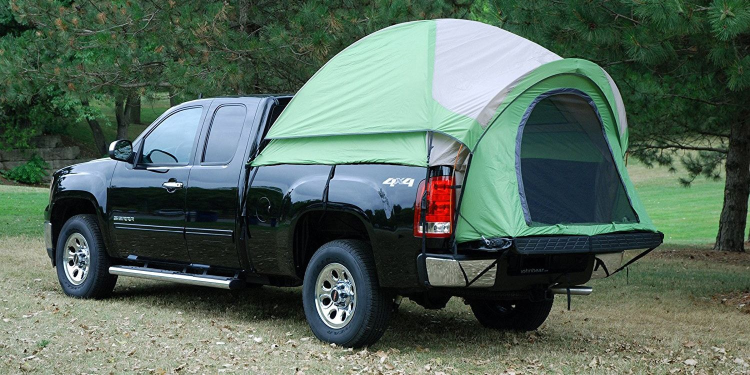 Top 10 Best Truck Bed Tents in 2020 Complete Review
