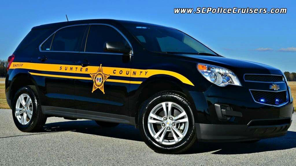 Chevy Police SUV Sumter County, SC Police cars, South