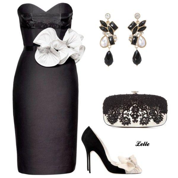 """H&M dress"" by lellelelle on Polyvore"