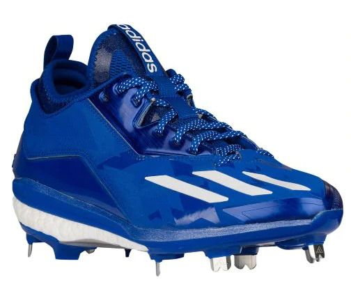 finest selection 22a56 76dbf Adidas Energy Boost Icon 2.0 Baseball Softball Cleats Men Size 11.5 Metal  NEW (eBay Link)