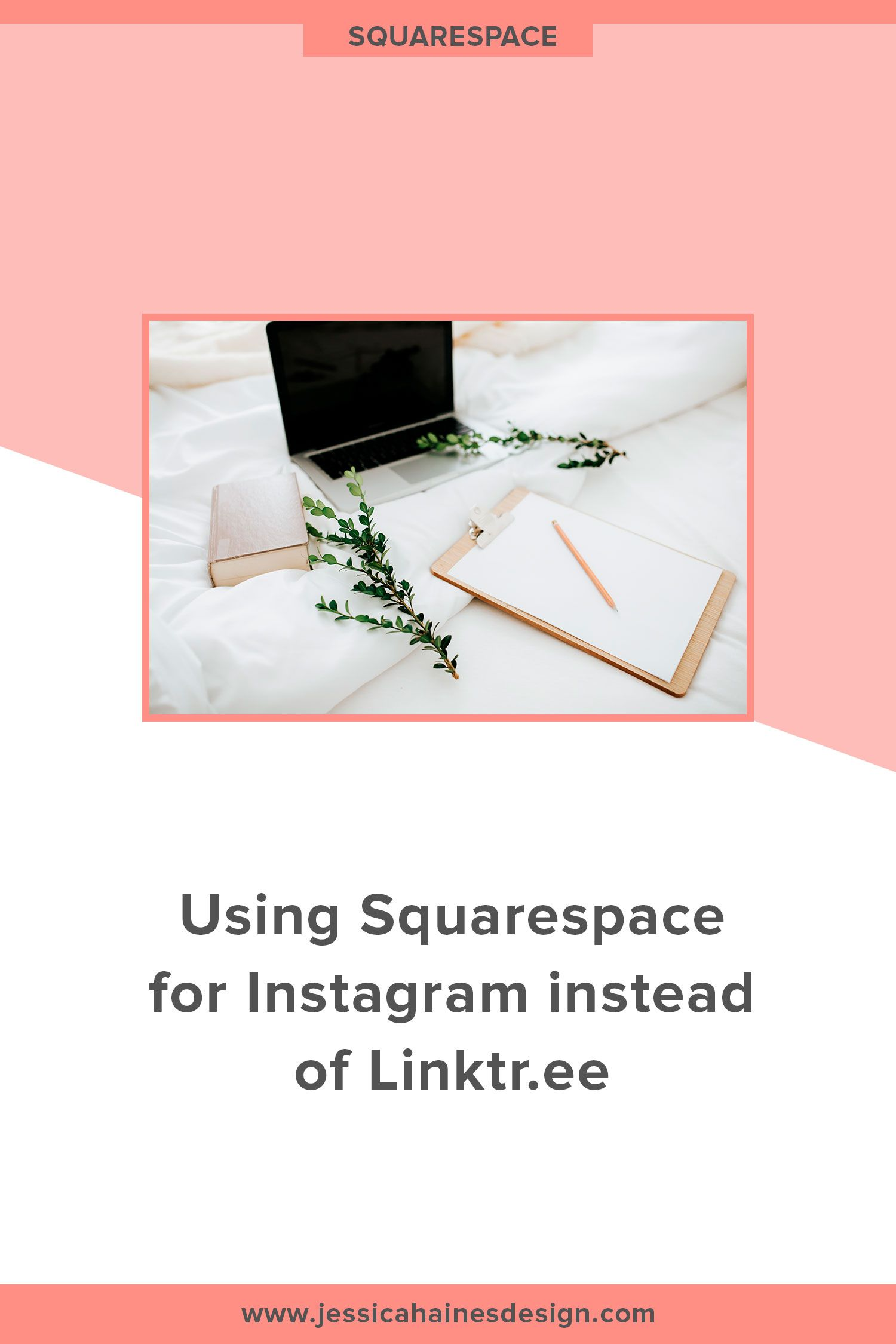 Using Squarespace for Instagram instead of Linktr.ee