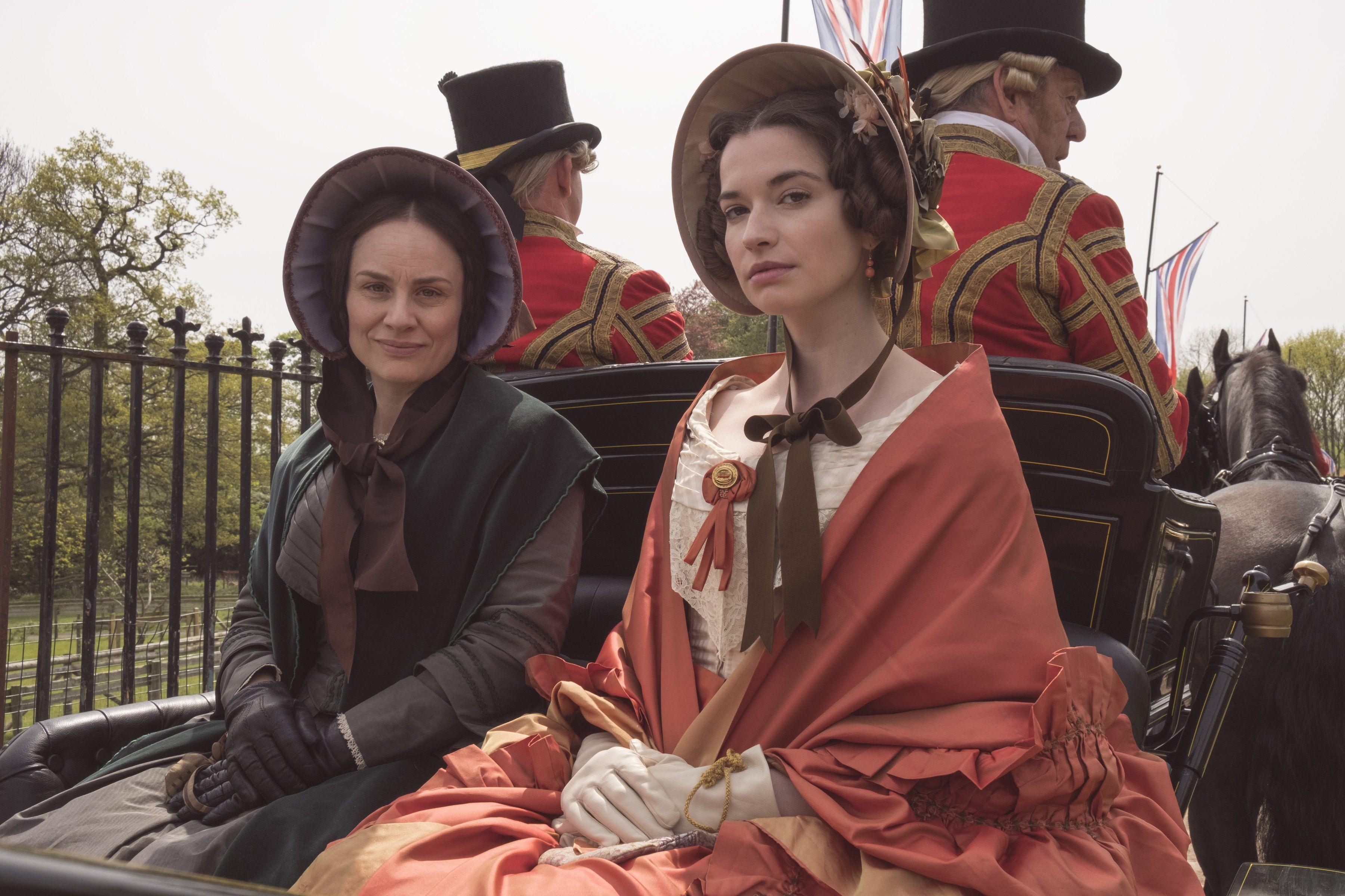 Victoria Baroness Lehzen And Harriet Duchess Of Sutherland