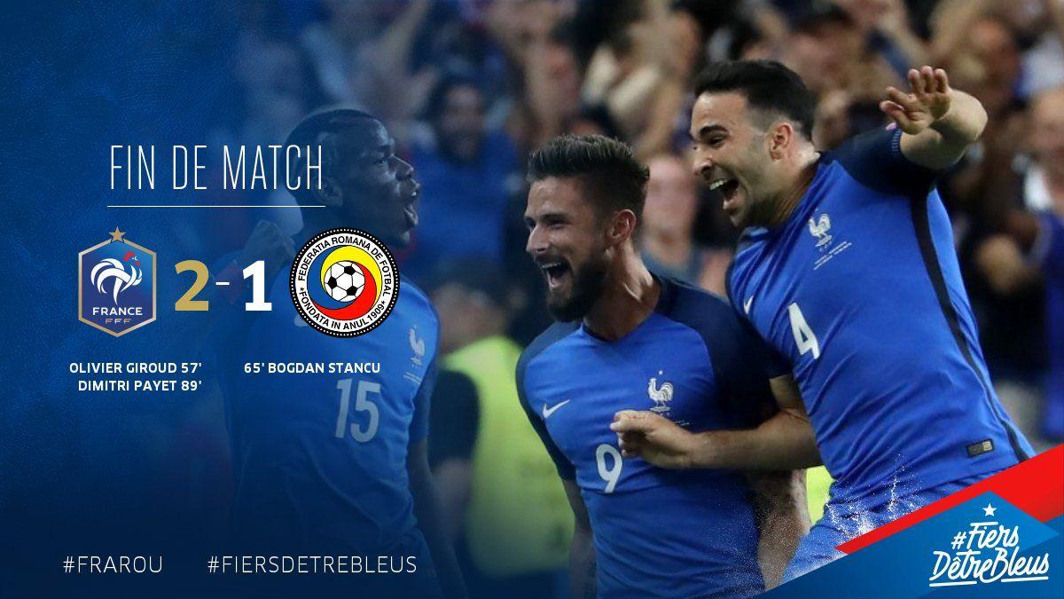 Glückwunsch und gute Nacht!  #EURO2016 #FRAROU #hahohe  https://t.co/9apP0fpmYn