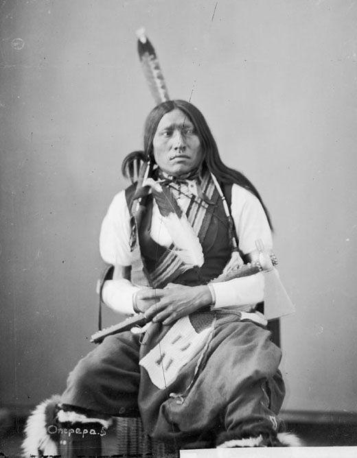 Thunder Hawk, Hunkpapa Sioux Lakota