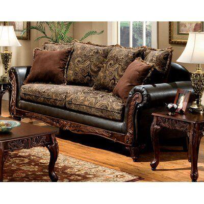 Best Astoria Grand Lusby Sofa Living Room Decor Traditional 400 x 300