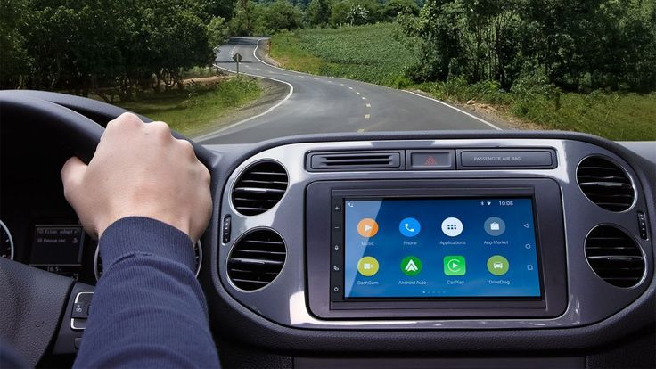 Old car, new tricks Parrot's RNB6 to deliver Android Auto