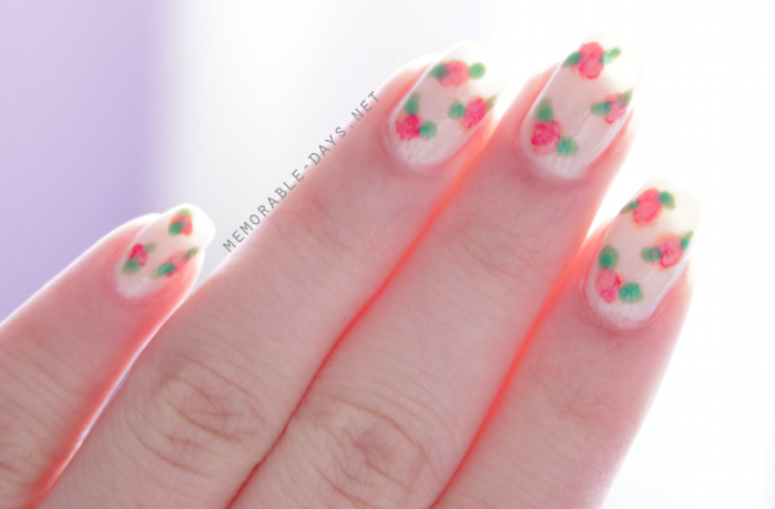 Nail Shop Paris Nail Art Tutorials: Episode 4 | Paris nail art ...