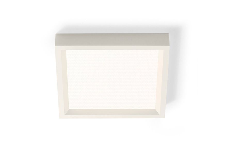Philips Lightolier S4s927k7 4 In Square Led Slim Surface Mount 650 Lumens 2700k Remodelista Lightolier Ceiling Mounted Lights Installing Recessed Lighting