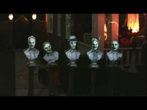 Disneyland Haunted Mansion Effect Grim Grinning Ghosts V5