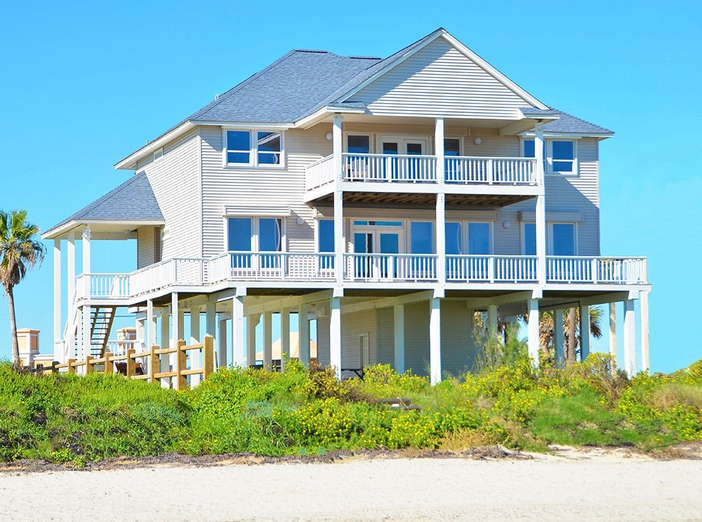 House vacation rental in galveston from