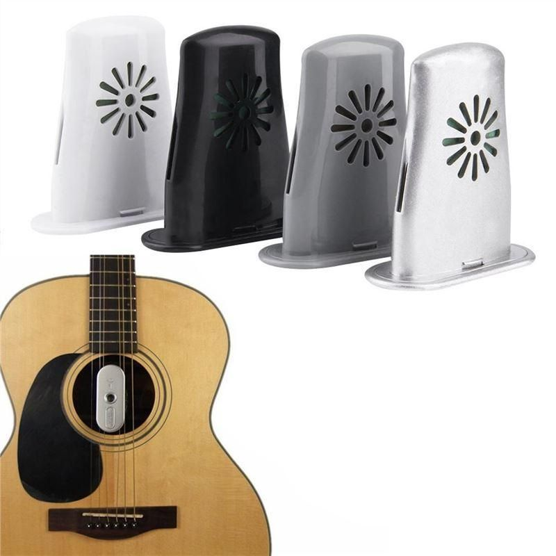 1pc Acoustic Guitar Sound Holes Humidifier Moisture Useful Reservoir Acoustic Guitar Guitar Humidifier Guitar
