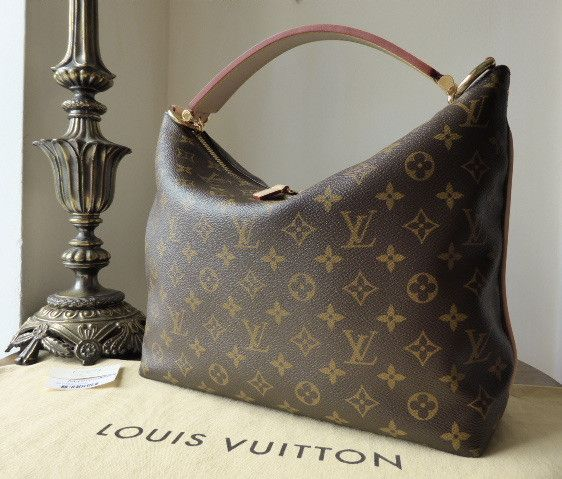 Louis Vuitton Sully PM in Monogram - SOLD