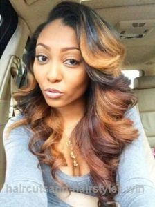 2018 Winter Hair Color Ideas For Black Women Bold And Vibrant Hair Color Shades For The Winter 20 Hair Color For Black Hair Ombre Hair Color Winter Hairstyles